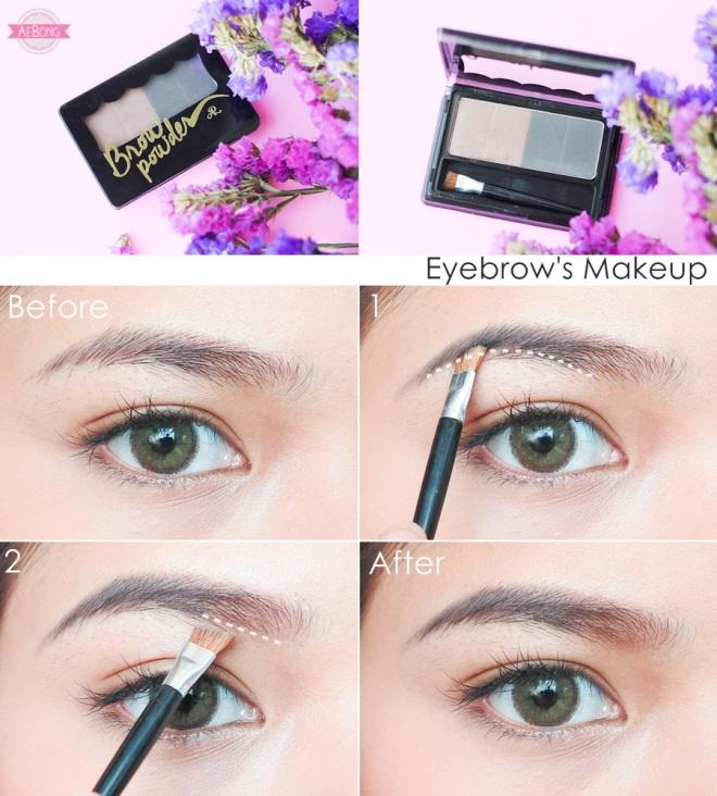 7. brow